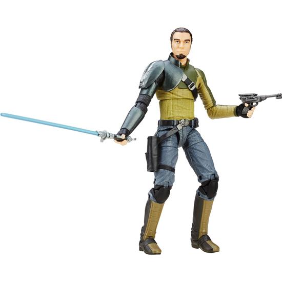 Star Wars: Kanan Jarrus Black Series Action Figur
