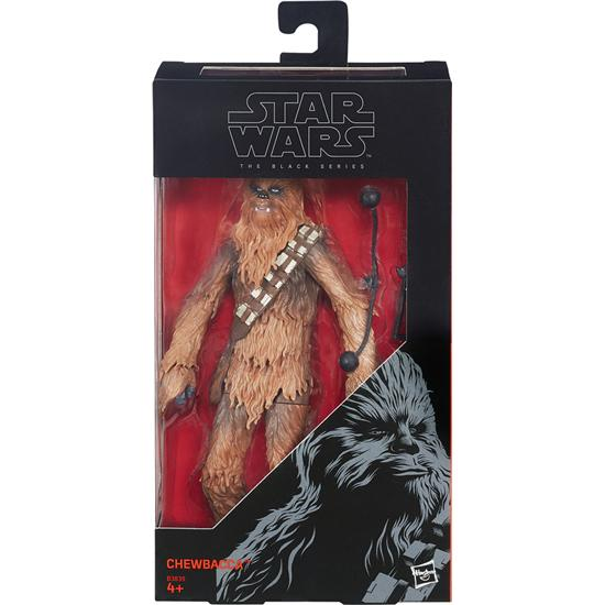 Star Wars: Chewbacca Black Series Action Figur
