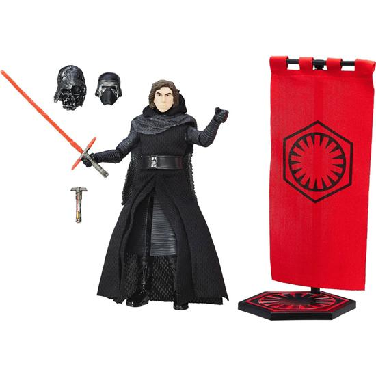 Star Wars: Kylo Ren Exclusive Black Series Action Figur