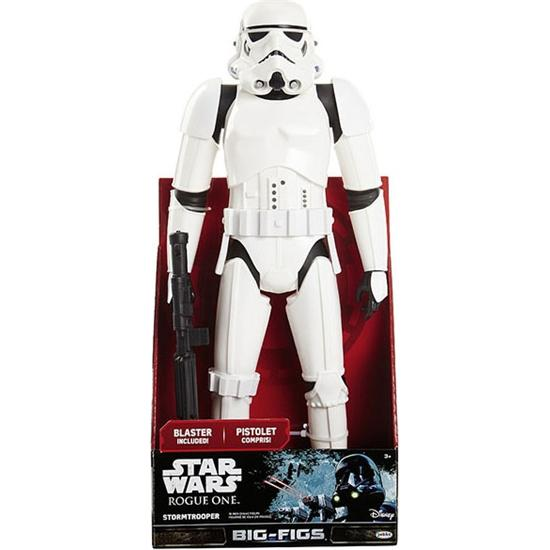 Star Wars: Stormtrooper Action Figur (Rouge One) - 51 cm