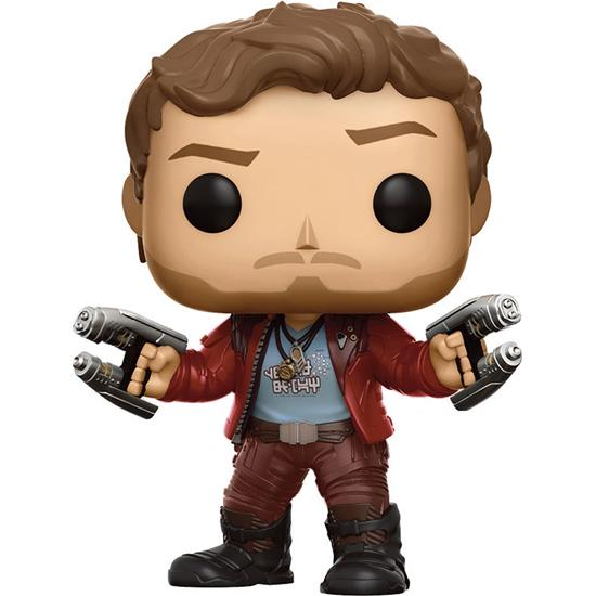 Guardians of the Galaxy: Star-Lord POP! Vinyl Figur (#198)