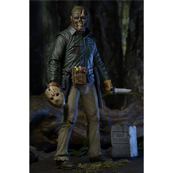 Friday The 13th: Jason Voorhees Action Figur Part 6