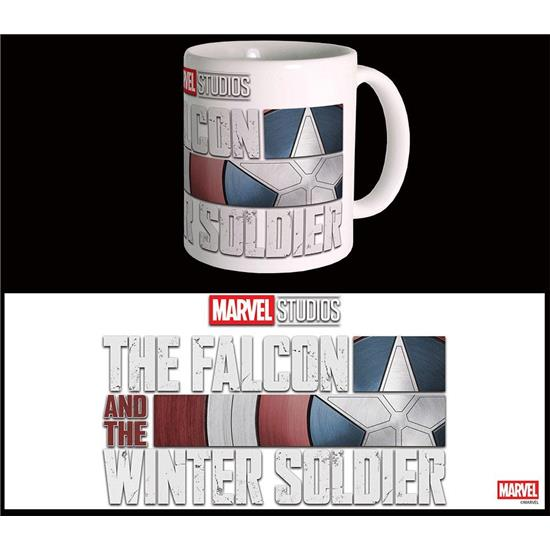 Marvel: Falcon & the Winter Soldier Logo Krus