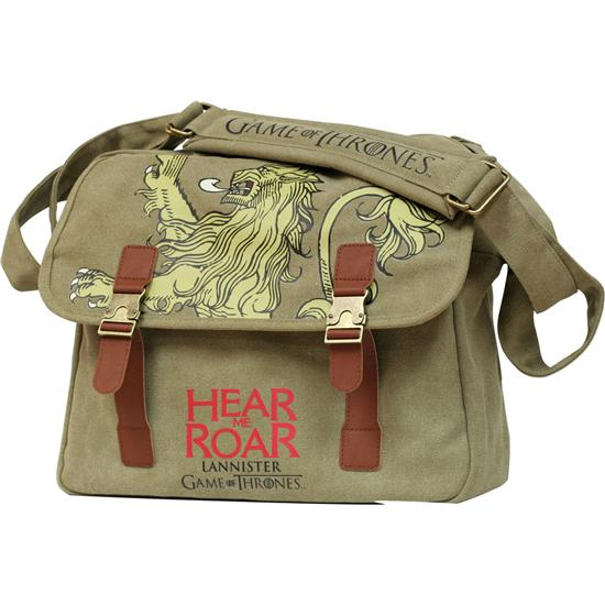 Game Of Thrones: Lannister Messenger Bag
