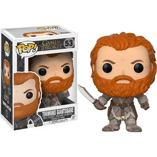 Game Of Thrones: Tormund POP! Vinyl Figur (#53)