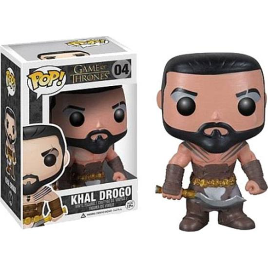 Game Of Thrones: Khal Drogo POP! Vinyl Figur (#4)
