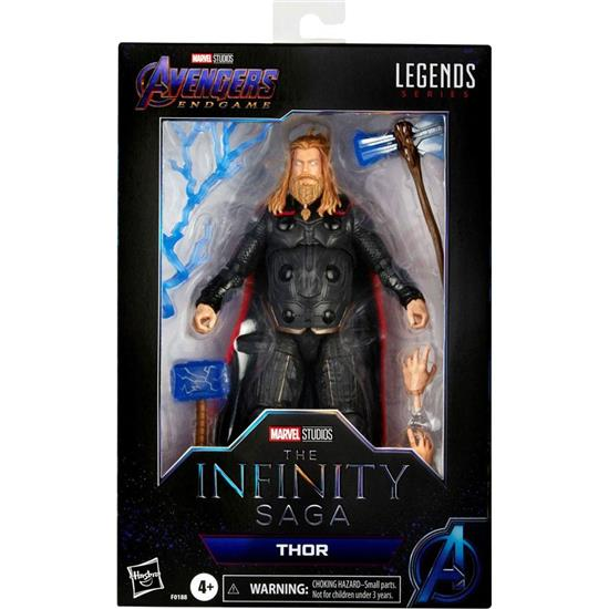 Marvel: Thor Action Figur