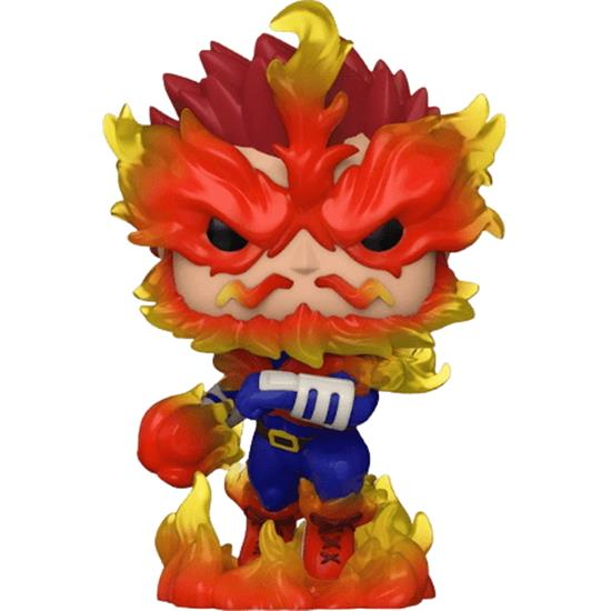 My Hero Academia: Endeavor POP! Animation Vinyl Figur (#785)