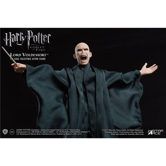 Harry Potter: Movie Action Figur Lord Voldemort