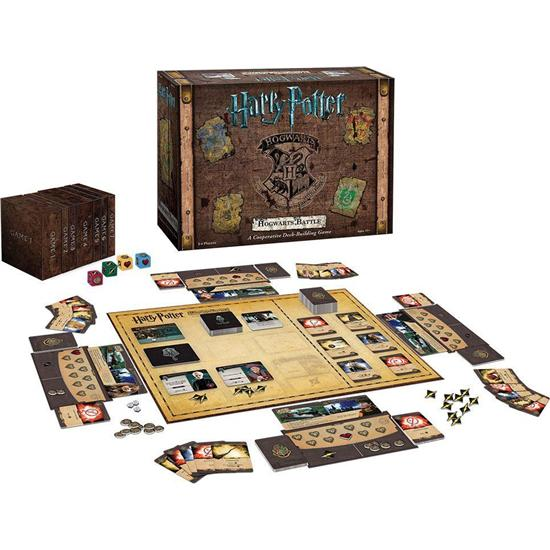 Harry Potter: Hogwarts Battle Board Spil