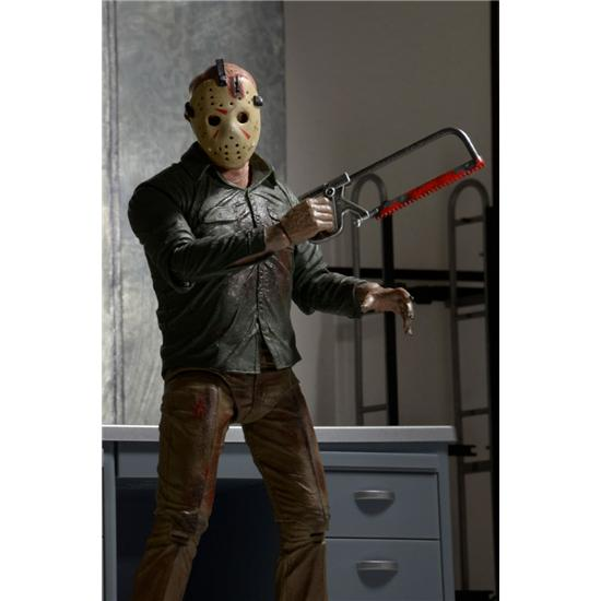 Friday The 13th: Jason Voorhees Action Figur Part 4