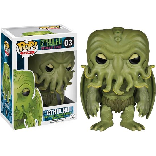 Call of Cthulhu (Lovecraft): Cthulhu POP! Vinyl Figur (#3)