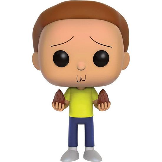 Rick and Morty: Morty POP! Vinyl Figur