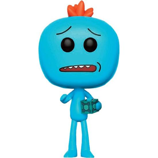 Rick and Morty: Mr. Meeseeks with Box POP! Vinyl Figur