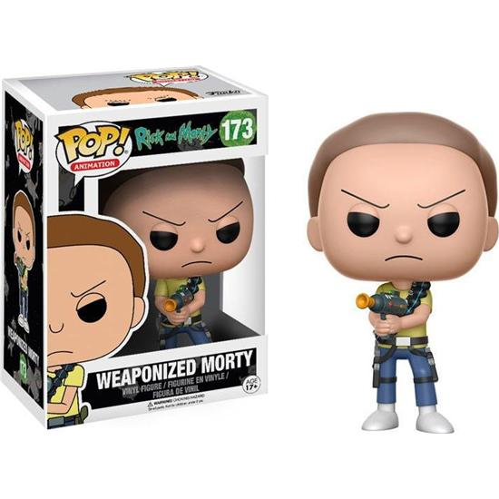 Rick and Morty: Weaponized Morty POP! Vinyl Figur (#173)