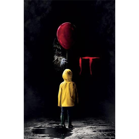 It: Pennywise Teaser Plakat