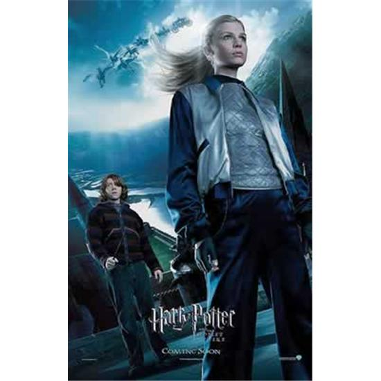 Harry Potter: Harry Potter og Flammernes Pokal Plakat