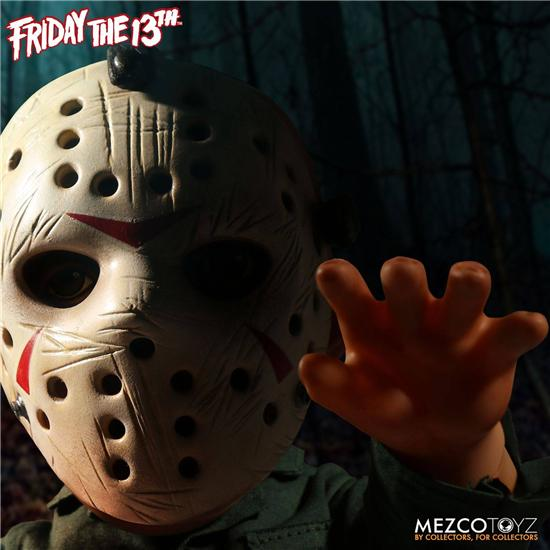 Friday The 13th: Jason Voorhees 38 cm med Lyd