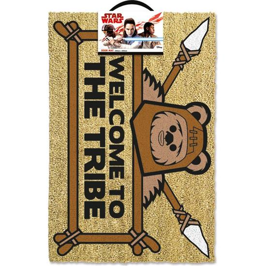 Star Wars: Ewok - Welcome To The Tribe Dørmåtte