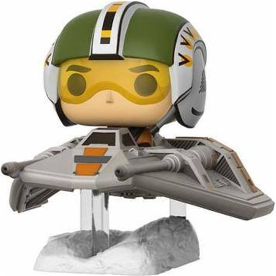 Star Wars: Wedge Antilles med Snow Speeder POP! Vinyl Figur (#219)