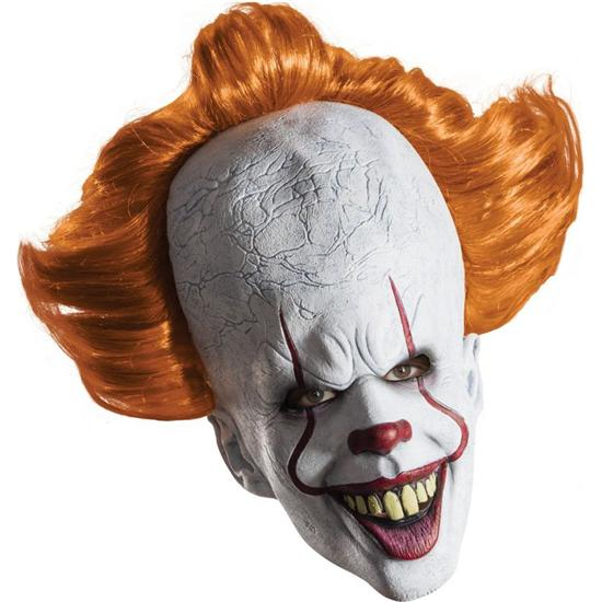 It: Pennywise Deluxe Maske