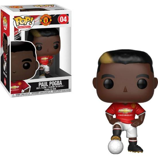 Manchester United: Paul Pogba POP! Football Vinyl Figur (#04)