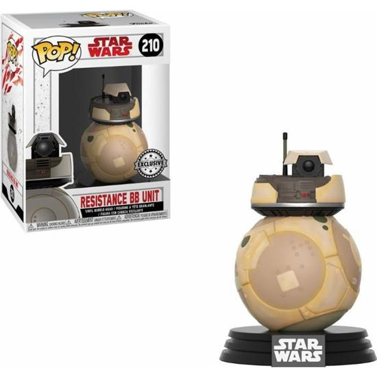 Star Wars: Resistance BB Unit POP! Bobble-Head (#210)