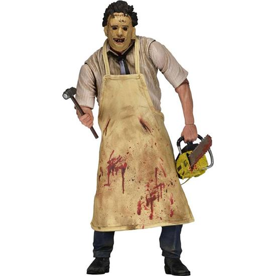 Texas Chainsaw Massacre: Ultimate Retro Leatherface (40th Anniversary)