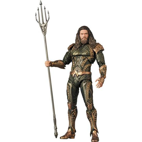 Justice League: Aquaman MAF-EX Action Figur