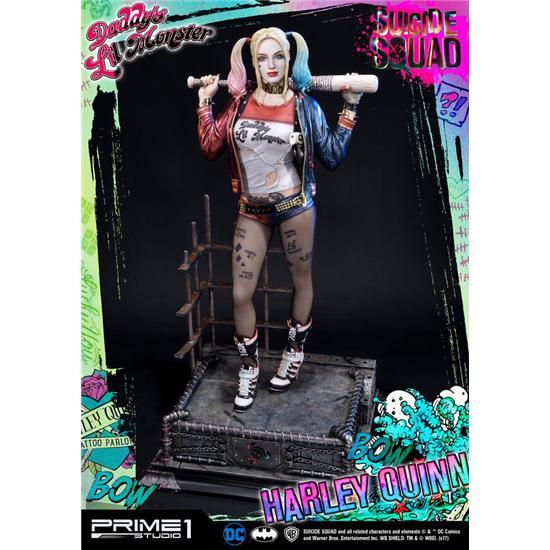 Suicide Squad Harley Quinn Statue 72 Cm