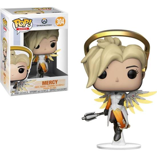 Overwatch: Mercy POP! Vinyl Figur (#304)