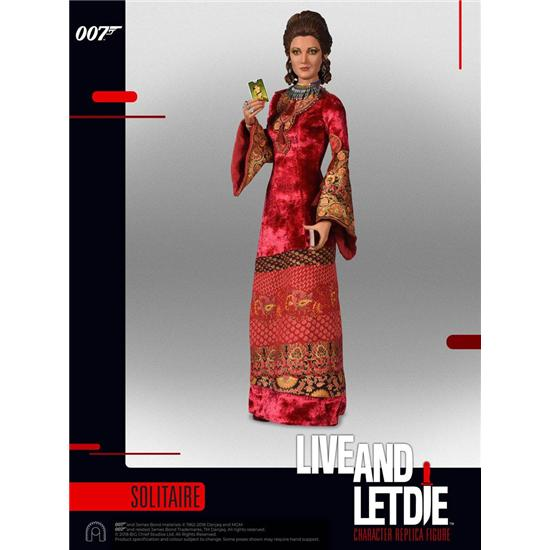 James Bond 007: Solitaire Action Figur