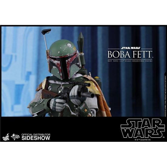 Star Wars: Boba Fett Movie Masterpiece Action Figur 1/6