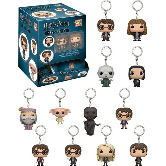 Harry Potter: Harry Potter Mystery Blinds Pocket Pop! Vinyl Nøglering