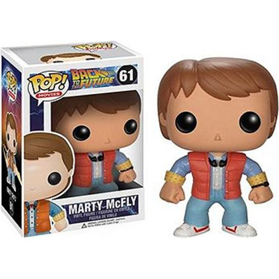 Back To The Future: Marty McFly POP! Vinyl Figur (#61)