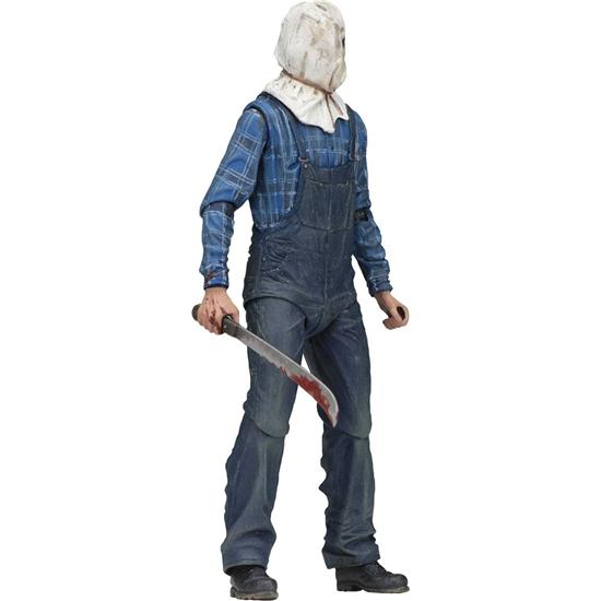 Friday The 13th: Jason Voorhees Part 2 Ultimate Action Figur