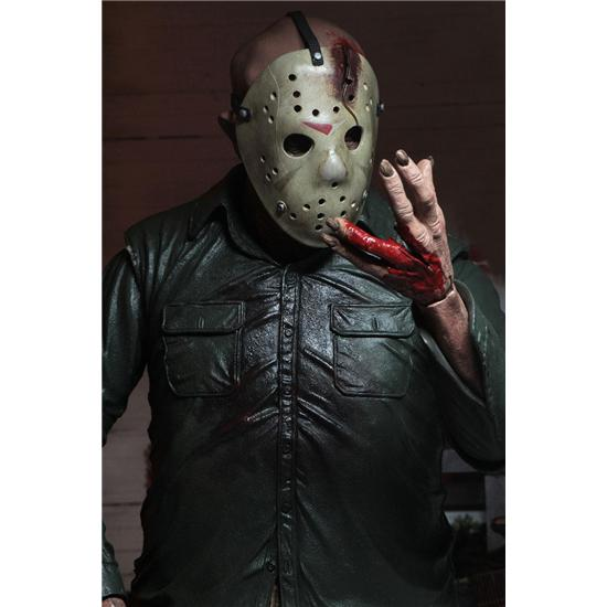 Friday The 13th: Jason Voorhees The Final Chapter Action Figur 1/4