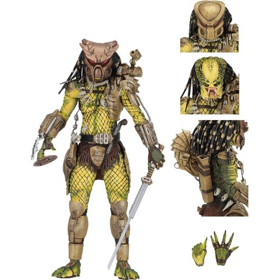 Predator: Ultimate Elder Predator The Golden Angel