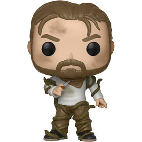 Stranger Things: Hopper with Vines POP! Television Vinyl Figur (#641)
