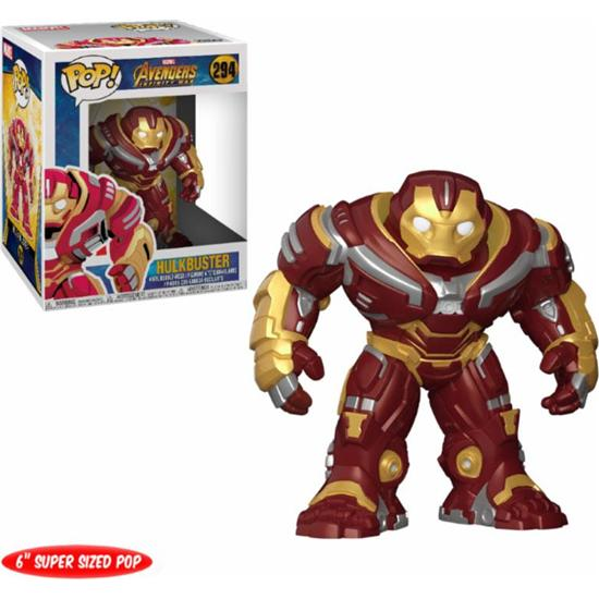Avengers: Hulkbuster XL POP! Movies Vinyl Figur (#294)