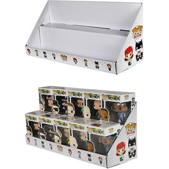 Diverse: Funko POP! Display til 10 figur