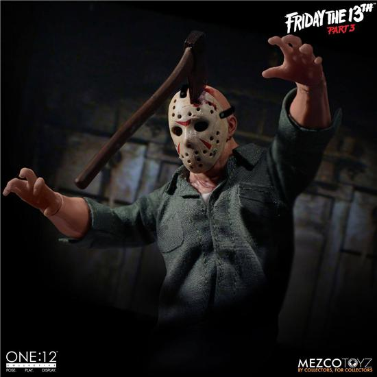 Friday The 13th: Jason Voorhees Action Figur One:12