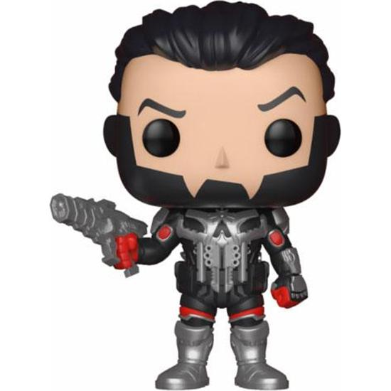 Marvel: Punisher 2099 POP! Games Vinyl Figur (#303)
