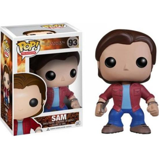 Supernatural: Sam Winchester POP! Vinyl Figur (#93)