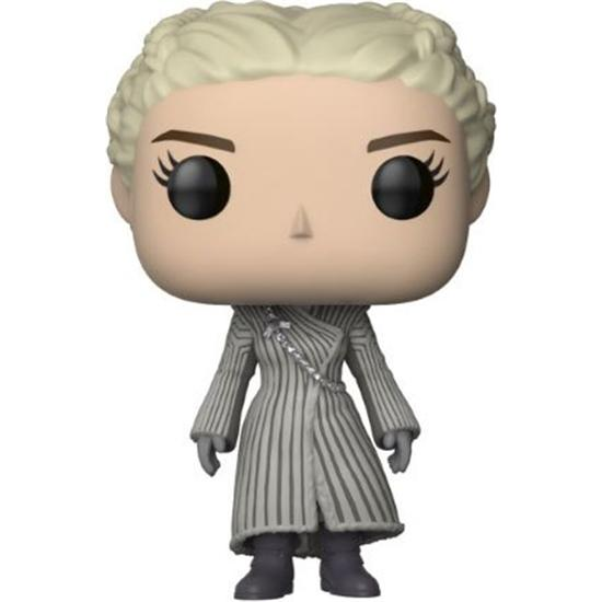 Game Of Thrones: Daenerys Targaryen i Hvid Jakke POP! Vinyl Figur (#59)