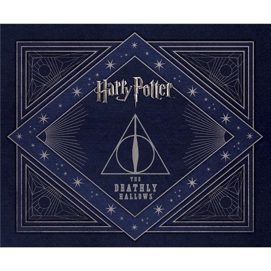 Harry Potter: Deathly Hallows Deluxe Brevpapir Sæt