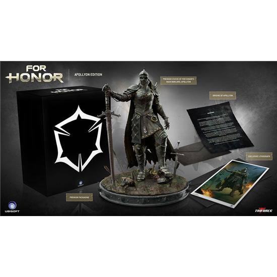 Diverse: For Honor Apollyon Edition PVC Statue 35 cm