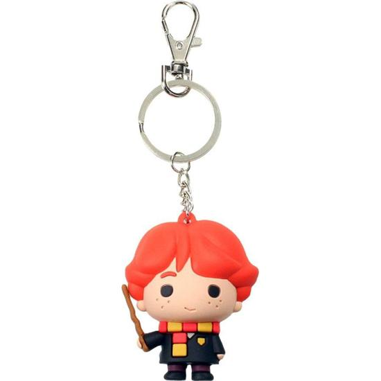 Harry Potter: Harry Potter Rubber Keychain Ron Weasley 7 cm