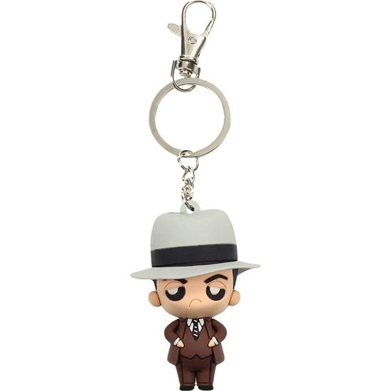 Godfather: The Godfather Rubber Keychain Michael Corleone 6 cm