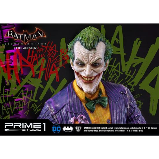 Batman: Batman Arkham Knight Statue The Joker 84 cm